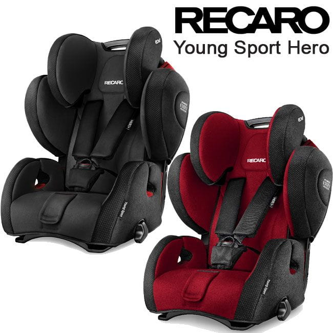 recaro young sport hero car seat 9 36kg ebay. Black Bedroom Furniture Sets. Home Design Ideas