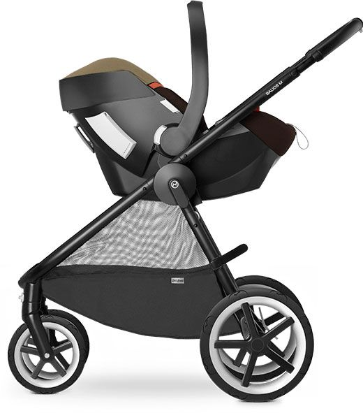 balios m seat stroller seat cybex ebay. Black Bedroom Furniture Sets. Home Design Ideas